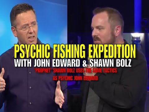 Psychic Fishing Expedition with John Edward and Shawn Bolz