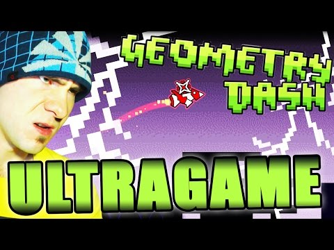 Geometry Dash | ULTRAGAME by Serponge ~ ALL 3 LEVELS WITH ALL COINS