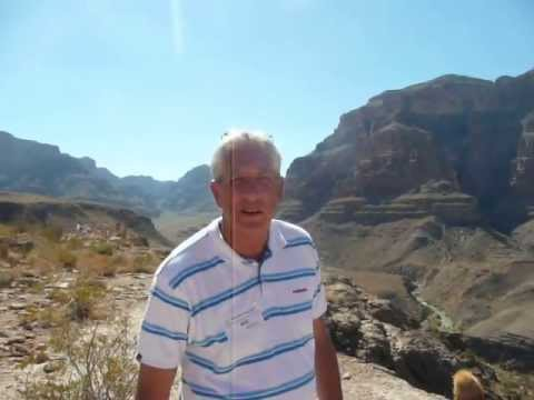 Mike Gorman roaming reporter - The Grand Canyon