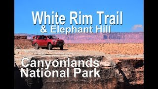 Download lagu Epic Offroad Adventure in Canyonlands Overlanding the White Rim Trail MP3
