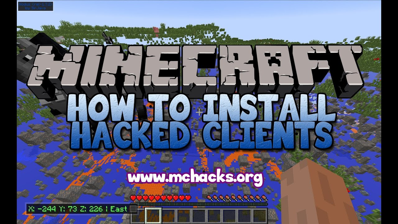 How to install hacked clients for Minecraft (Nodus 1.7.2 ...