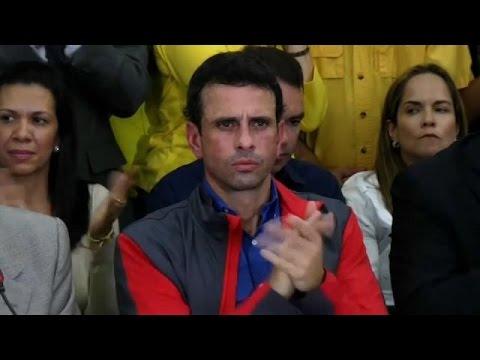 Corrupção da Odebrecht na América do Sul atinge Capriles