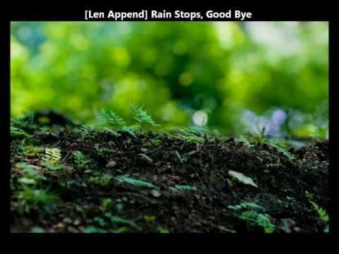 【鏡音レン】rain stops, goodbye English and romaji lyrics