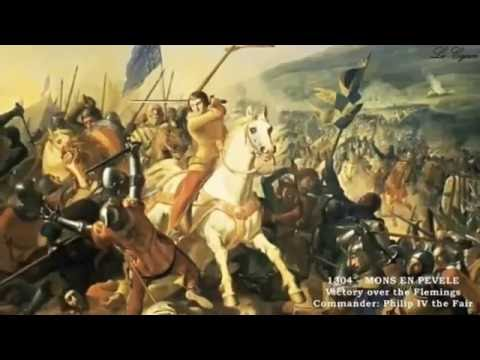 A military history of France