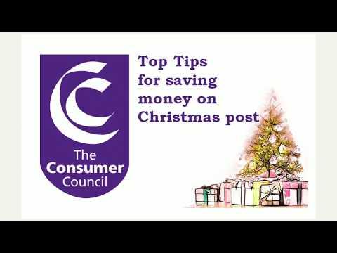 Top Tips for saving money on Christmas post