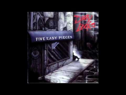 Dirty Looks - Five Easy Pieces [1992 Full Album]