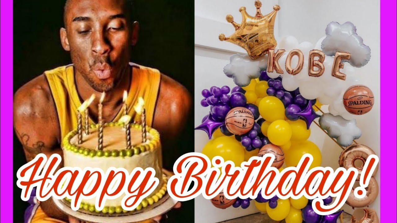 Photos: Remembering Kobe Bryant on his birthday