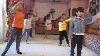 Dance Steps Nanga Punga Dost