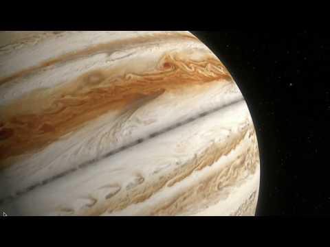 "segment on dark hydrogen from ""The Secret History of Jupiter"""