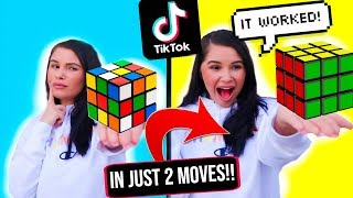 We Tested VIRAL TikTok Life Hacks... (THEY ACTUALLY WORKED!!)