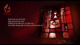 Vietaizé - Đức Chúa Con Kính Thờ / Behüte Mich, Gott