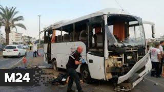 Фото Три российских туриста погибли в ДТП с автобусом в Турции - Москва 24