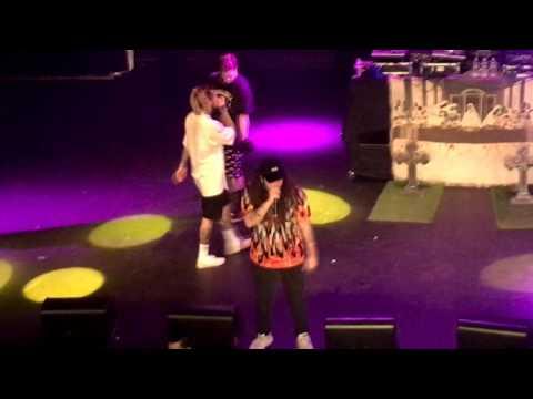 Ramirez x $uicideboy$ - Sarcophagus II (Live in LA, 11/6/2016)