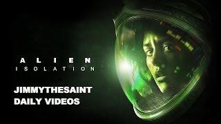 Alien Isolation PC Playthrough Max Settings Part 3 - Maintenance Jack