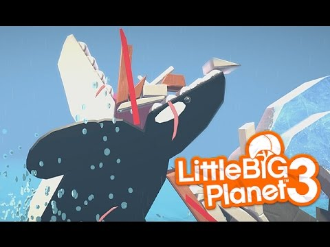 LittleBIGPlanet 3 - Killer Whale Survival [YOU are the Whale] - Playstation 4