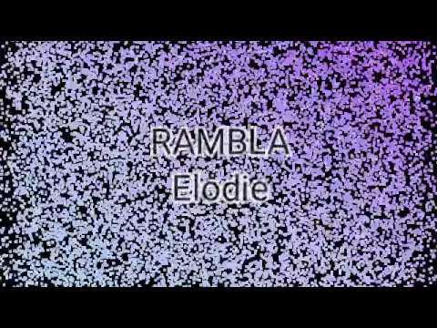 Rambla TESTO Elodie