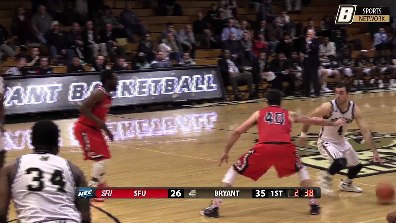 Mens Basketball Vs Saint Francis University Highlights Youtube
