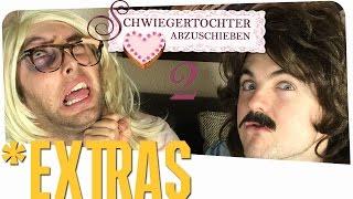 WEIHNACHTSVERLOSUNG / Schwiegertochter gesucht PARODIE mit Freshtorge (2/2) - Extras