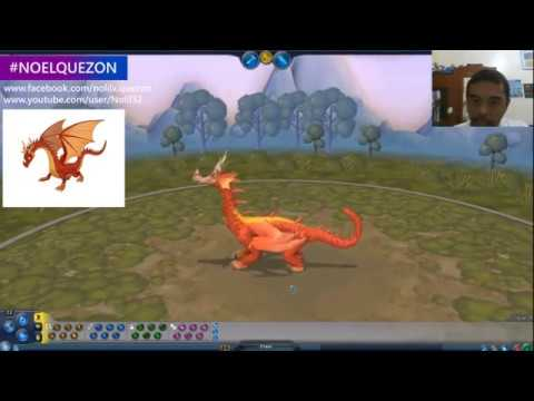 SPORE Dragon and Lion thumbnail