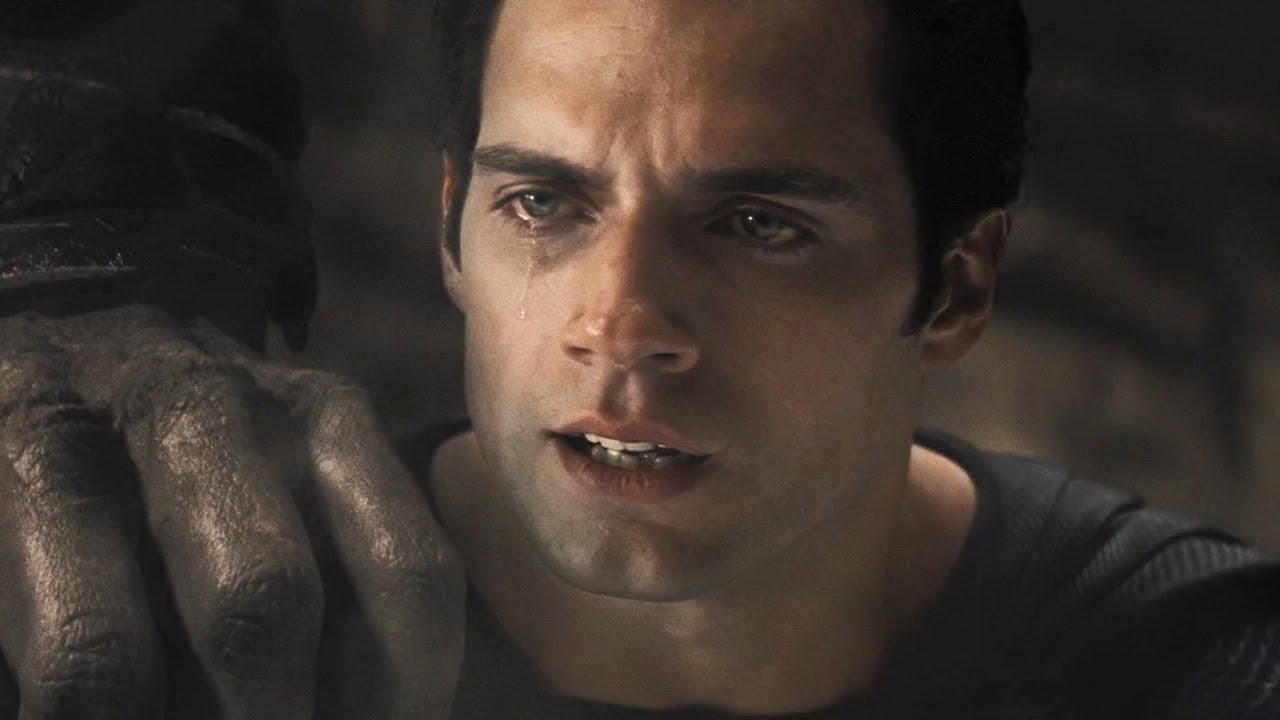 INCREDIBLE ZACK SNYDER'S JUSTICE LEAGUE SUPERMAN REALISTIC RENDER