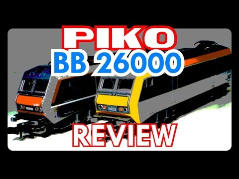 Piko Sybic Review N Scale