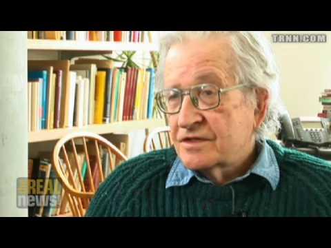 Noam Chomsky on the economy and democracy Pt.4