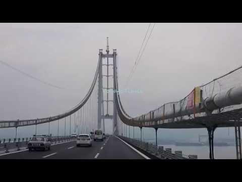 Turkey-Istanbul-Osman Gazi Bridge