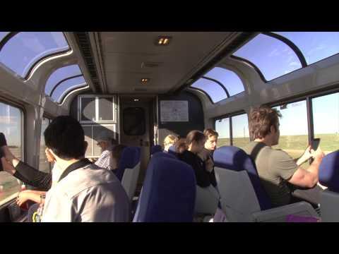 Amtrak HD Coast to Coast Capitol Limited & California Zephyr walk thru