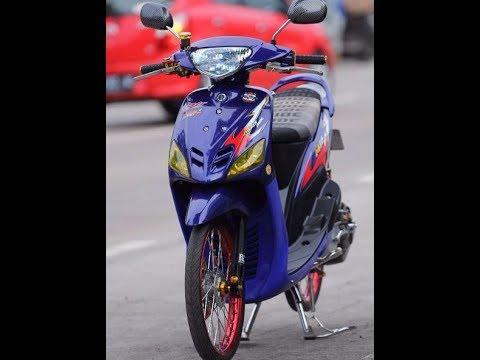 Modifikasi mio mx   mio thailook