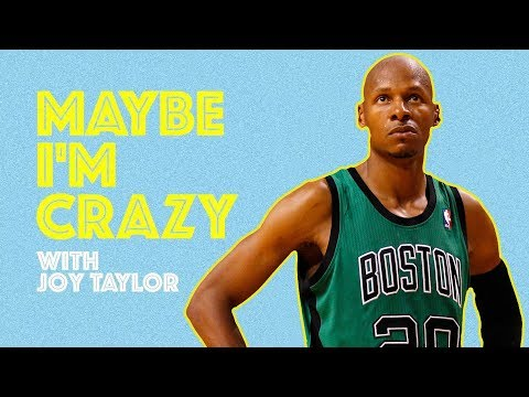 Ray Allen spilling locker room tea | EPISODE 30 | MAYBE I'M CRAZY