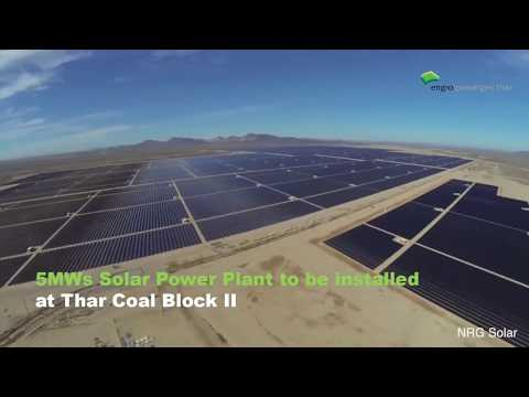 SECMC-Reon to install Pakistan's largest private sector Solar Power Plant at Thar