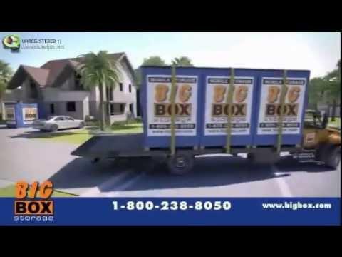 "Storage Companies San Diego ""Free Delivery"" 800-816-5189 Big Box Companies CA"