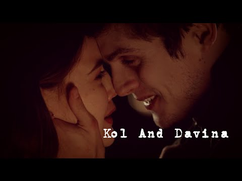 Kol and Davina  The Originals
