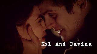 Kol and Davina | The Originals