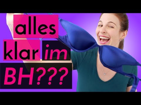 Let's Talk About: BRAS!!! (in Germany & USA)