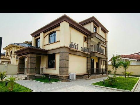 A beautiful Trassaco Home|Accra-Ghana|$950,000