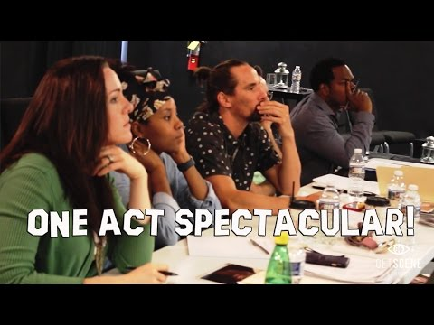 One Act SPECTACULAR! Special message from producer