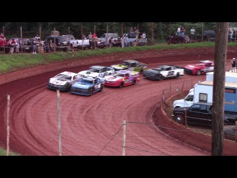 Winder Barrow Speedway Modified Street Feature Race 9/8/18