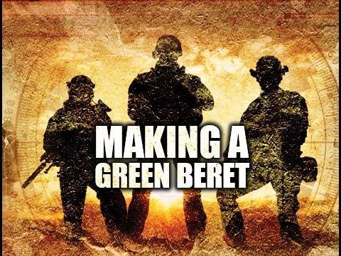 FULL MEASURE: October 23, 2016 - Making a Green Beret