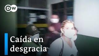 Jeanine Áñez, arrestada