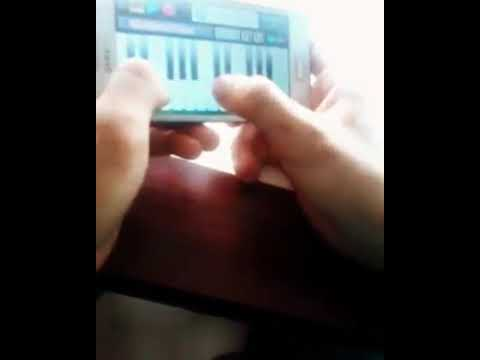 Cassandra-cinta terbaik versi real piano