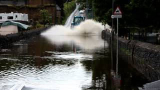 Saddleworth Flooding