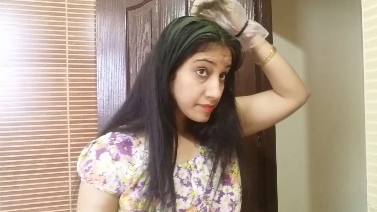 Indigo For Hair Without Henna At Home Hair Root Touch Up W Indigo