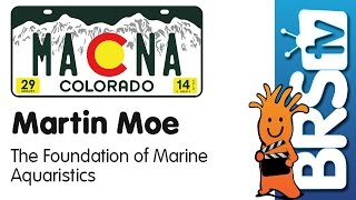 The Foundation Of Marine Aquaristics By Martin Moe | Macna 2014