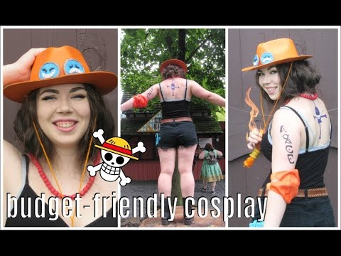 How I Cosplay for Under $50