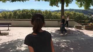 Danse - Espace urbain - Château de Pau