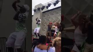 Flairy of July Brooklyn Mirage 2018