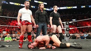 WWE NXT Takeover: Brooklyn III full show review (Adam Cole debuts bay bay!) Video
