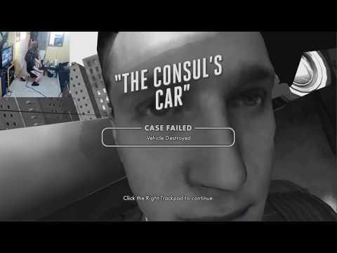 Case Failed - L.A. Noire: The VR Case Files