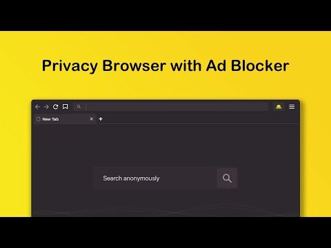 Kingpin Private Browser - Privacy Browser with Ad Blocker